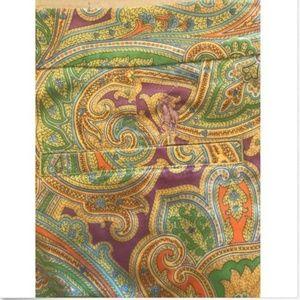 Ralph Lauren Skirts - Ralph Lauren Golf Pastel Paisley Skort Skirt Sz 12